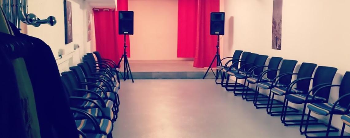 Location de salle : sport, réunion, évènements…